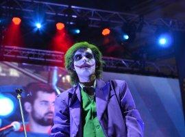 Фотоотчет с «Игромира» и Comic Con Russia, день 2 – концерт Noize MC