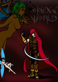 A Hole New World – фото обложки игры