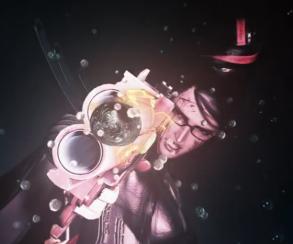 TGA 2017: Байонетте разбили лицо. Посмотрите накрасивые гифки изтрейлера вслоу-мо!
