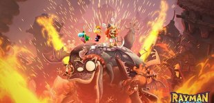 Rayman Legends: Definitive Edition. Релизный трейлер