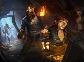 Суть. Sea of Thieves — онлайн-игра для нормальных людей. [+ВИДЕО]