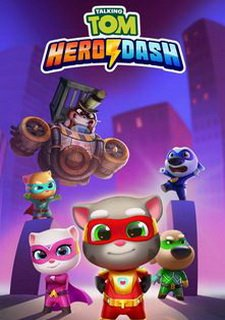 Talking Tom: Hero Dash