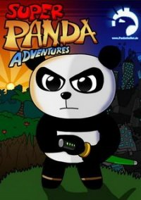 Super Panda Adventures – фото обложки игры