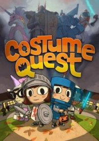 Costume Quest – фото обложки игры