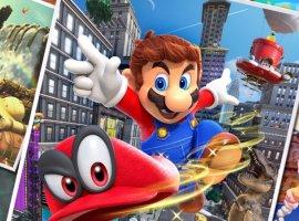 Суть. Super Mario Odyssey— еще один веский повод купить Switch