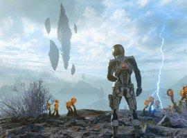Для Mass Effect: Andromeda вышел мод, превращающий игру вшутер отпервого лица