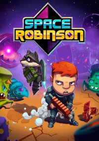 Space Robinson – фото обложки игры
