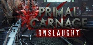 Primal Carnage: Onslaught. Релизный трейлер