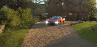 Forza Horizon 4. Анонсирующий трейлер