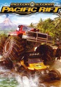 Motorstorm: Pacific Rift – фото обложки игры