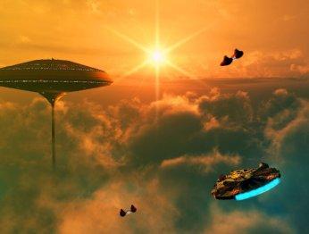 Что происходило вовселенной «Звездных Войн», пока росла Иден Версио?