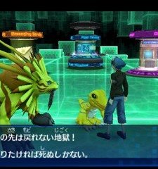 Digimon World Re: Digitize Decode