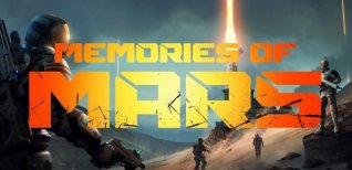 MEMORIES OF MARS. Анонсирующий трейлер