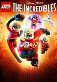 LEGO The Incredibles – фото обложки игры