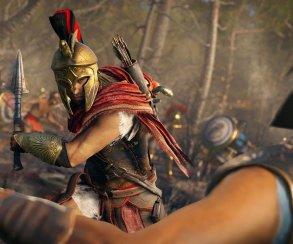 В 2019 году Assassin's Creed сделает передышку. Заменит ли ее DLC про Атлантиду для Odyssey?