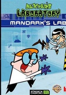 Dexter's Laboratory: Mandark's Lab?