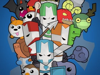 Рецензия на Castle Crashers