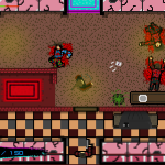 Скриншот Retro Killer: The contract – Изображение 7