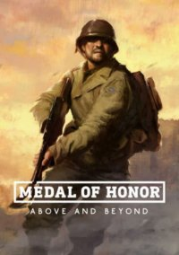 Medal of Honor: Above and Beyond – фото обложки игры