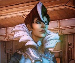 Леди Хаммерлок замораживает врагов в трейлере DLC The Lady Hammerlock