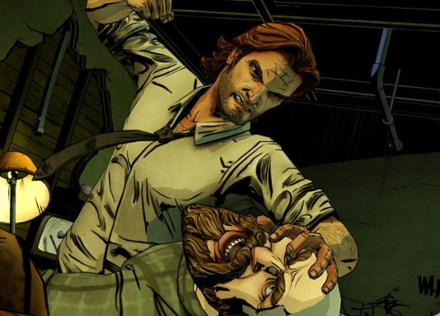 Рецензия на The Wolf Among Us. Episode 1 – Faith