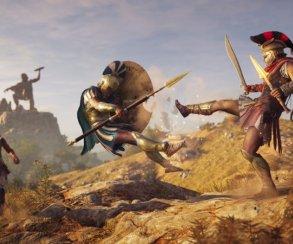 Однополая любовь инелинейность— что журналистам удалось разузнать обAssassin's Creed: Odyssey