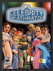 MTV's Celebrity Deathmatch – фото обложки игры