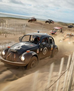E3 2018. Forza Horizon 4 через силу двигает аркадные гонки вперед