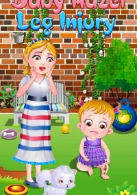 Baby Hazel Stomach Care – фото обложки игры