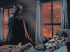 УБэтмена появился новый враг, иэто извращенная версия Брюса Уэйна