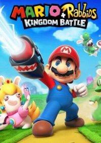 Mario+Rabbids: Kingdom Battle – фото обложки игры