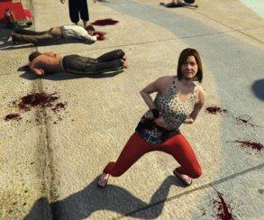 Гифка дня: очень плохой день вGrand Theft Auto5