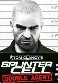 Tom Clancy's Splinter Cell Double Agent – фото обложки игры