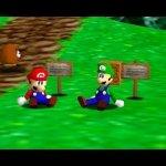 Скриншот Super Mario Bros 64 Multiplayer – Изображение 2