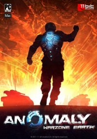 Anomaly: Warzone Earth – фото обложки игры