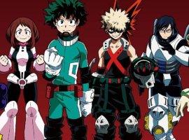 Анонсировано новое полнометражное аниме по«Моей геройской академии»