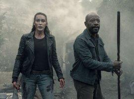 Втрейлере пятого сезона «Бойтесь ходячих мертвецов» герои попадают… наДикий Запад?!