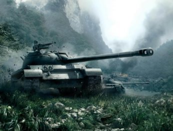 Рецензия на World of Tanks