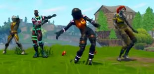 Fortnite. Трейлер с E3 2018 Nintendo Switch