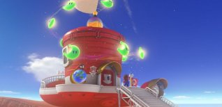 Super Mario Odyssey. Обзорный трейлер