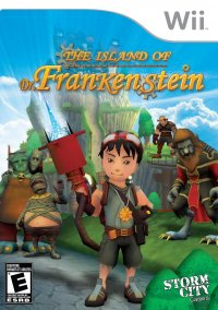 The Island of Dr. Frankenstein – фото обложки игры