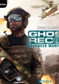 Tom Clancy's Ghost Recon: Advanced Warfighter – фото обложки игры