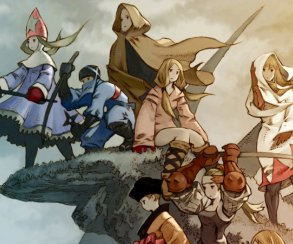 [20:00] Стрим Final Fantasy Tactics