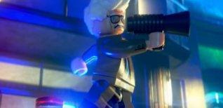 LEGO DC Super-Villains. Анонсирующий трейлер