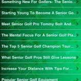 Скриншот All About Golf For Seniors – Изображение 1