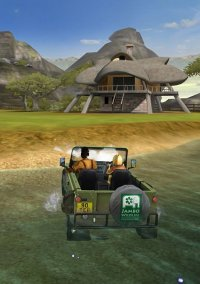 Jambo! Safari Ranger Adventure – фото обложки игры