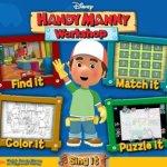 Скриншот Handy Manny Workshop – Изображение 1