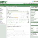 Скриншот Hattrick – Изображение 2