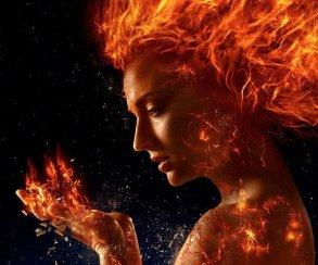 Очень горячая Софи Тернер напервых кадрах фильма «Люди Икс: Темный Феникс»