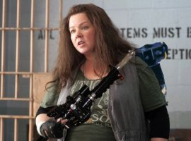 Мелисса МакКарти заклеймила критиков «Охотников за привидениями»